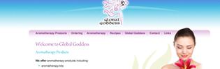 Kamloops website design | Global Goddess